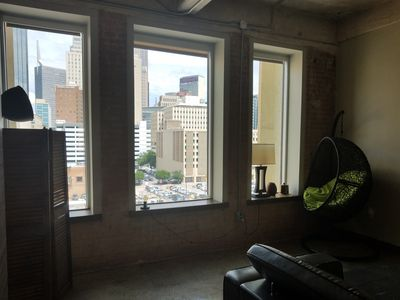 Photo for Truly Living Dallas Downtown - Industrial Smash 1 Bdrm