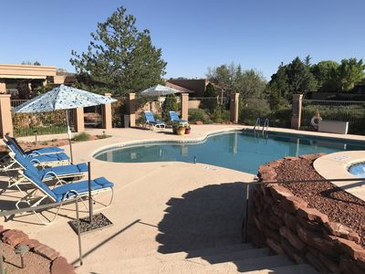 Quiet Southwestern Living ~ Very Private And Very Quiet!