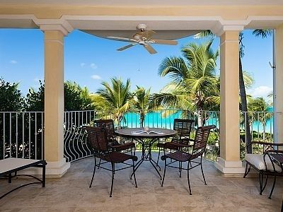 Enjoy morning coffee on our beautiful private balcony!