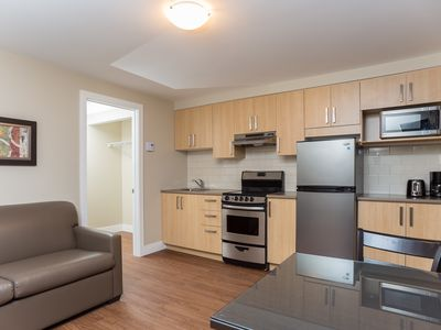 Photo for Riverfront Apartment - Brossard - Easy access to Downtown MTL