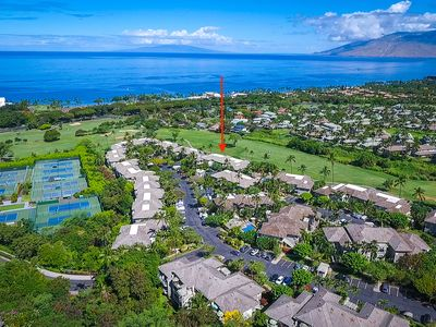 Photo for Stunning Ocean/Sunset View in Gorgeous, Updated Wailea Grand Champions 166