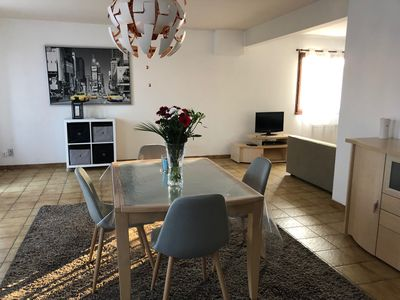 Photo for APARTMENT OF 110 M2 ST GEORGES DE DIDONNE