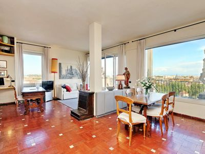 Photo for Sant Onofrio Terrace Apartment