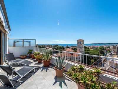 Photo for Apartment Le Katia  in Cannes, Cote d'Azur - 4 persons, 2 bedrooms