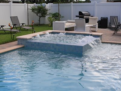 Photo for Licensed City Of Hollywood Vacation Rental with Pool & Spa, Close To Beach!!!!