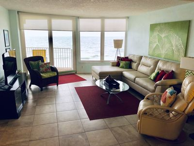 Photo for Gorgeous Newly Remodeled  502 Shores Club Oceanfront