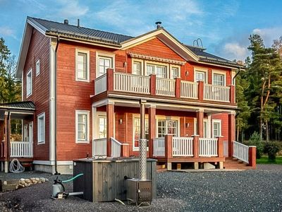 Photo for Vacation home Villa eriksberg in Porvoo - 11 persons, 4 bedrooms