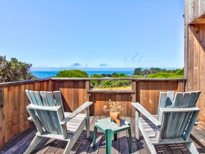 Photo for Ocean view home w/ shared pools, tennis & saunas - 2 dogs OK!
