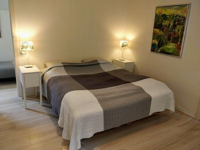 Photo for Apartment With Private Park - For Families & Couples - Relaxing & Cozy Place