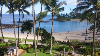 Photo for Marriott Ko Olina 3-bed, 3-bath ocean front condo, only available Oct 27 - Nov 3