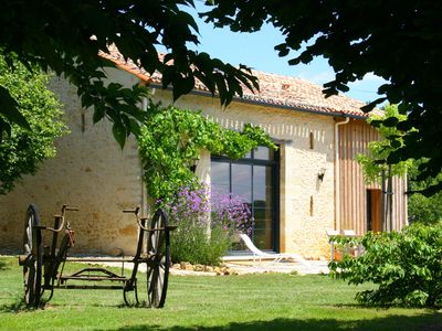 Photo for 3BR House Vacation Rental in Pressignac-Vicq, Nouvelle-Aquitaine