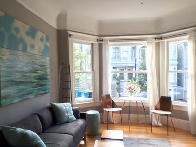 Photo for Cole Valley / Upper Haight - Urban Oasis  30 Days +  (no short term)