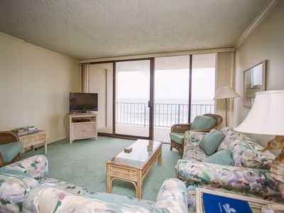 Photo for The Islander - Breathtaking Oceanfront Views with Incredible Amenities!