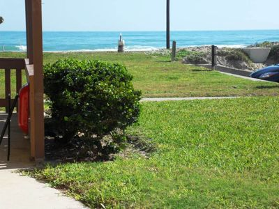 WOW! 1st Floor View to beach, and it is less than a 30 second walk to the sand.