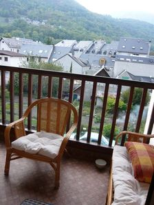 Photo for 1BR Apartment Vacation Rental in Saint-Lary-Soulan