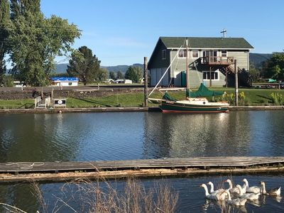 Photo for 1BR House Vacation Rental in Cathlamet, Washington