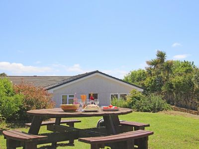Photo for CARNE VUE, pet friendly, with a garden in Penzance, Ref 959228