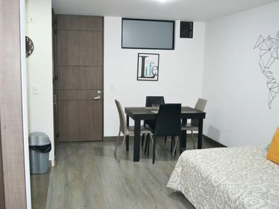 Photo for 2Beds/Best location at Chapinero+Netflix,Gym,Park