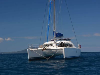 Photo for Catamaran LAGOON 380 BALAO