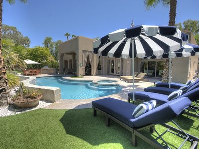 Photo for Family Friendly Luxury Home In The Sought After Tamarisk Neighborhood!