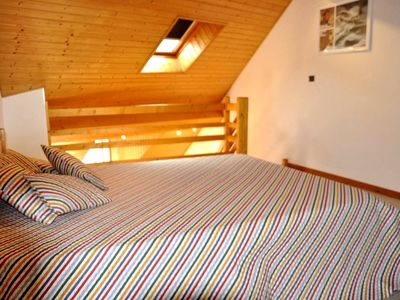 Photo for Nice chalet style duplex in the center of Cauterets quiet and bright