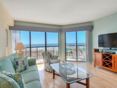 Photo for Crescent Towers II - Beautiful Direct Ocean Front Condo