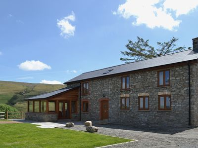 Photo for 3 bedroom accommodation in near Llanwrthwl, Powys