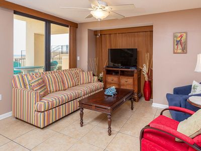 Photo for GROUND FLOOR PREMIUM! Phoenix III ~ Corner Condo on the BEACH!
