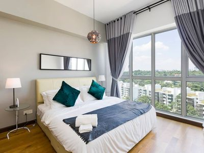 Photo for 1BR Regalia Suite With Unobstructed Views