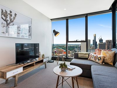 Photo for EP5 - NEW SPACIOUS 1BR (TOP FLOOR) - WIFI+NETFLIX
