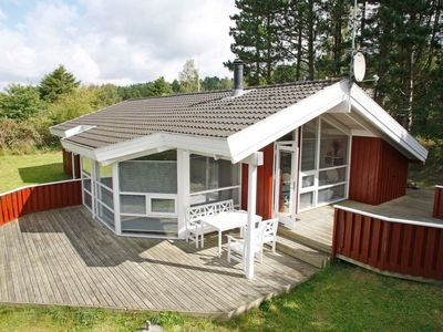 Photo for Vacation home Lyngsbæk Strand in Ebeltoft - 9 persons, 4 bedrooms