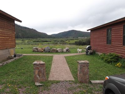Photo for White Mountain Lodge Cabin 5 - unobstructed views of the Little Colorado valley
