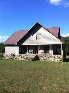 Photo for 5BR Cabin Vacation Rental in mountain View, Arkansas