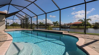 Photo for Waterfront Heated Pool Home - Boca Grande Beaches - New Available Season 2019!