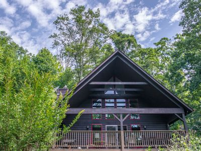 Photo for Mtn. View, Hot Tub, Dwntwn Avl & Biltmore 15-20 min, WiFi, Serenity at its best!