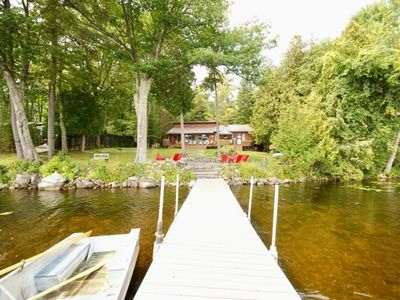 Photo for Belmont Lake Cottage