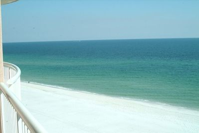 Breath Taking Gulf Front View!