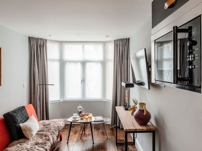 Photo for The Knaresborough -Stylish Earl's Court Apartment