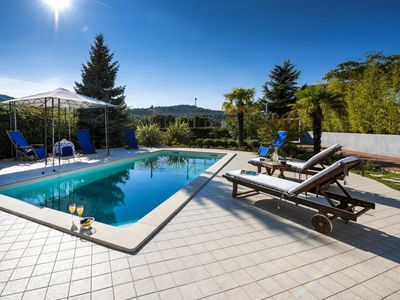 Photo for Beautiful Villa Vicencin, in Šibenik, with a Pool