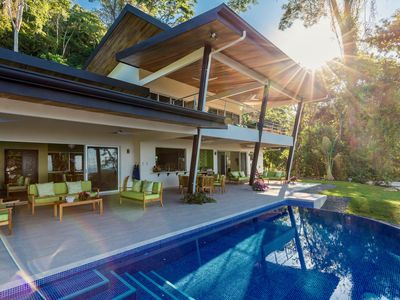 Photo for Brand New Villa Impressive Ocean View - Introductory Rates