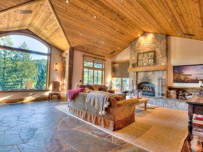 Photo for Luxury Olympic Valley Lodge - Hot Tub, xbox, Grill