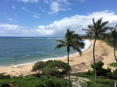 Photo for Beautiful One Bedroom Ocean Front Condo on Wailua Bay