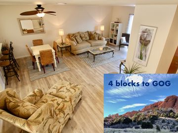 NEW! Walk To Garden Of The Gods! Minutes To Old Colorado City, Manitou