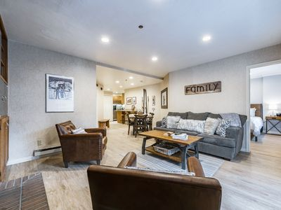 Photo for Walk to Lifts & Main St! Park City 2BR Condo