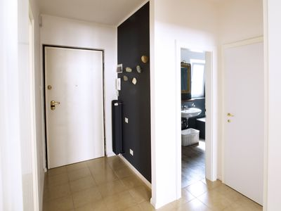 Photo for Exclusive two-room apartment in the city center of Bolzano, high quality.