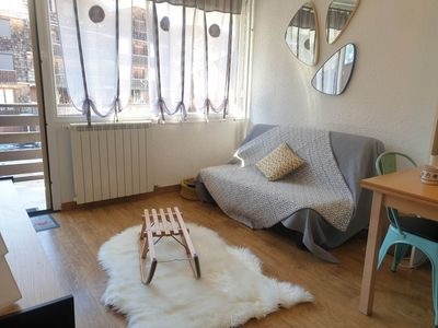 Photo for Studio Vacation Rental in Uvernet-Fours