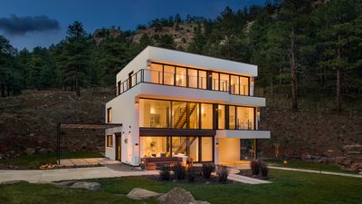 Photo for MODERN CUBE a Luxury Retreat in the Mountains
