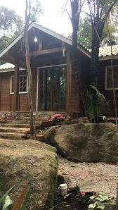 Photo for Rustic house in the middle of nature near the beach / trails / waterfall