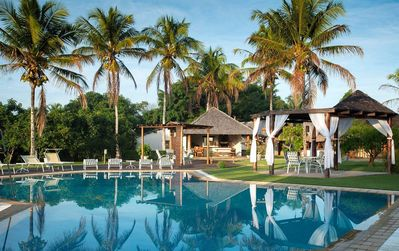 Photo for Bah234 - Oceanfront Villa with Pool in Caraiva