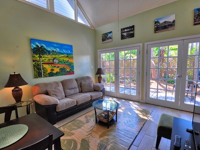 Photo for Colony Calypso - A quaint 1 Bedroom Cottage just two blocks to Duval